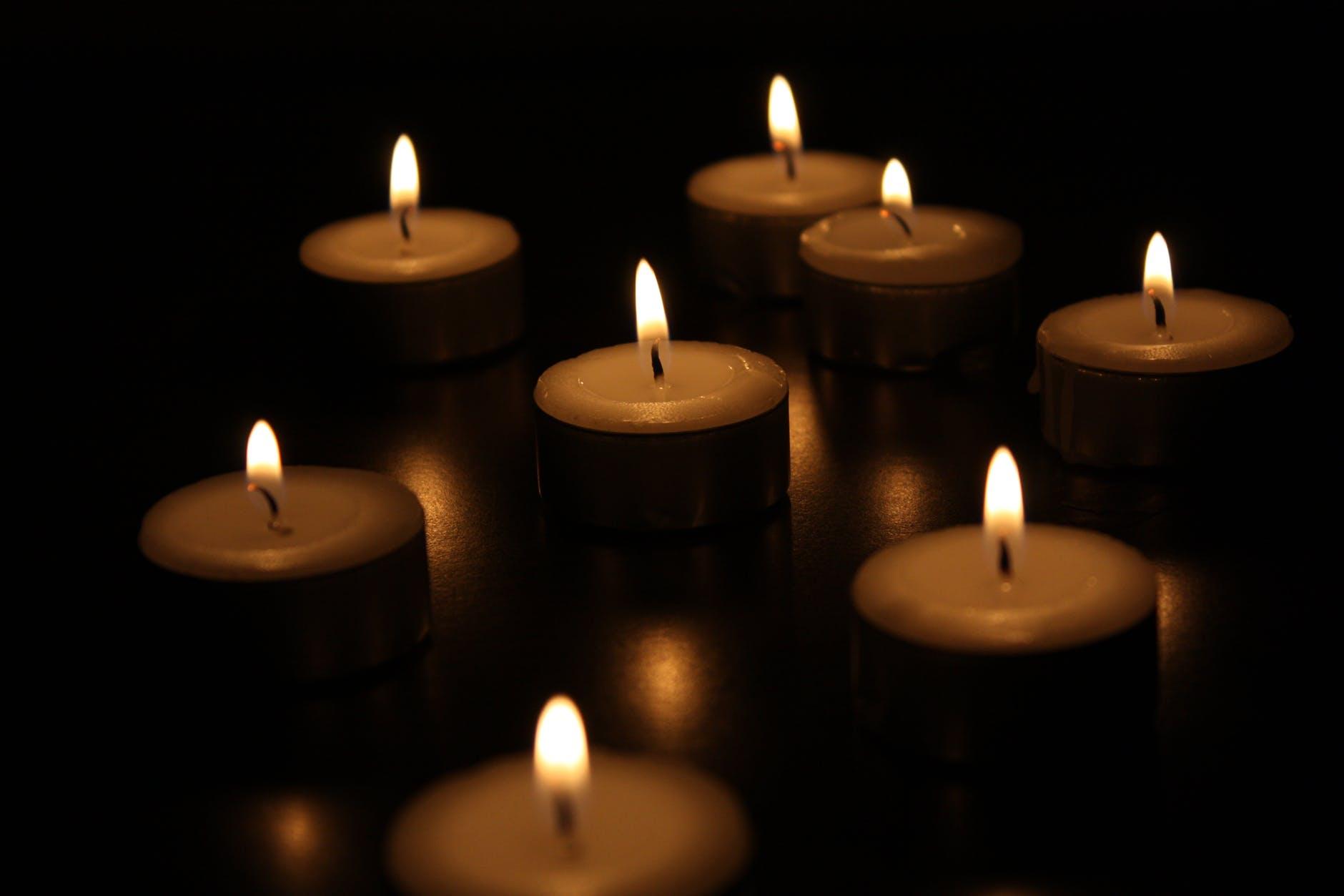 candles shalom101