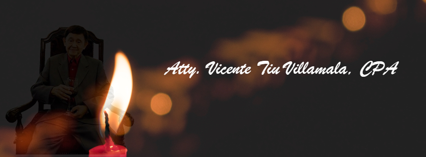 Atty Vicente Tiu VIllamala CPA