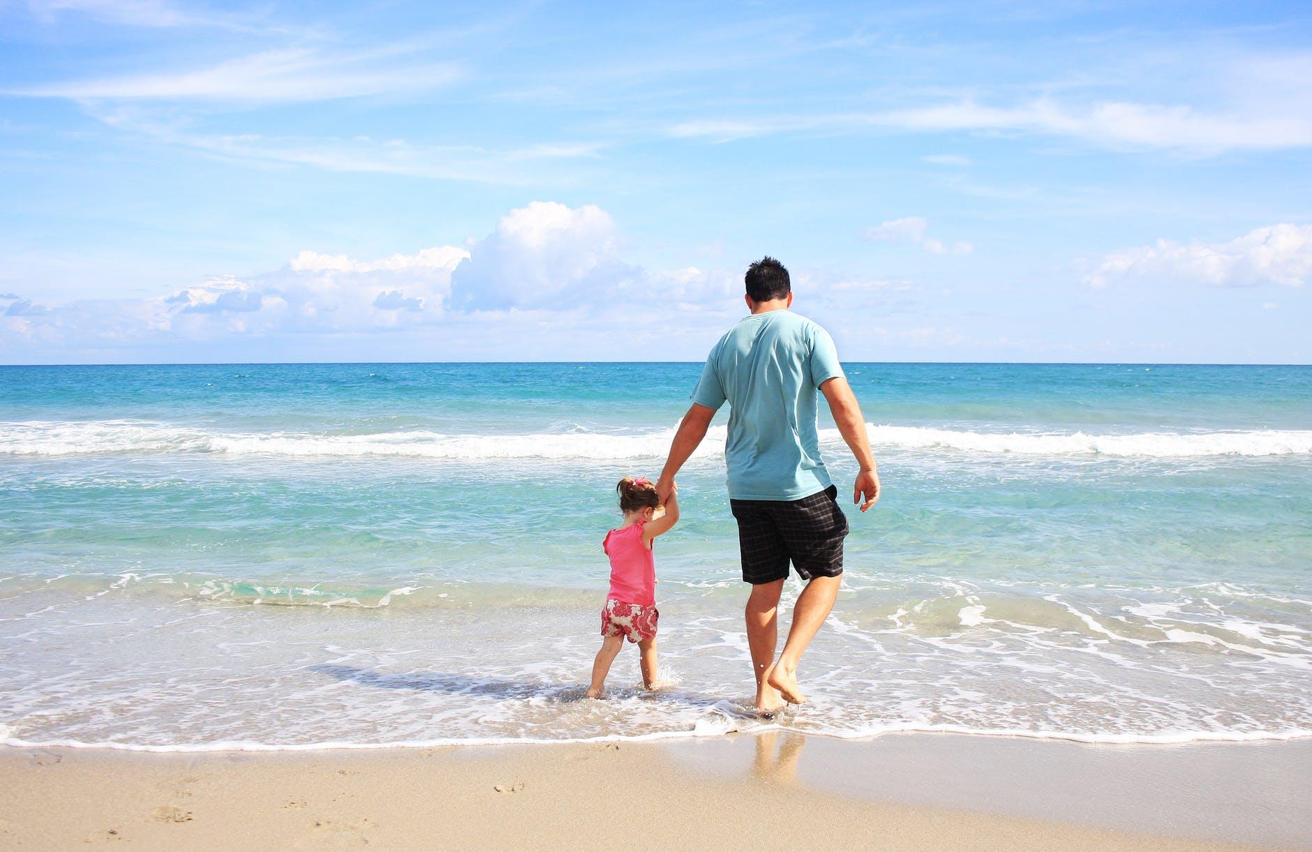 sea sunny beach sand